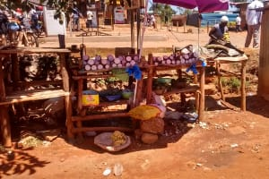 The Water Project: Shitoto Community, Laurence Spring -  Community Market