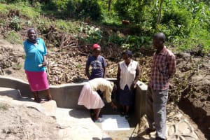 The Water Project: Shikoti Community -  Clean Water