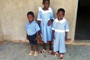 The Water Project: St. Antony Shijiko Primary School -  Students With Jiggers