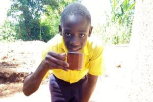The Water Project: Kakubudu Primary School -  Clean Water