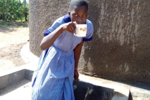 The Water Project: Chief Mutsembe Primary School -  Clean Water