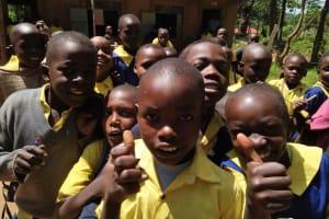 The Water Project: Kakubudu Primary School -  Celebration