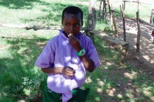 The Water Project: Chandolo Primary School -  Kelly Eboso
