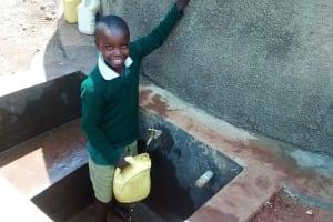 The Water Project: Ebukanga Primary School -  Clean Water