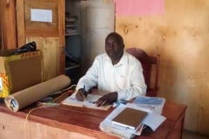 The Water Project: Buhunyilu Primary School -  School Principal