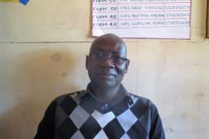 The Water Project: Evojo Secondary School -  Principal Erick Danga