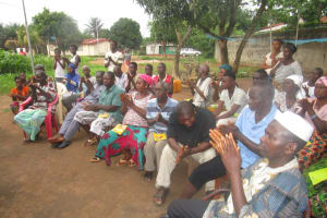 The Water Project: Benke Community, Turay Street -  Training