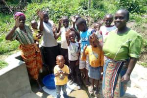 The Water Project: Shikoti Community -  Dedication