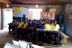 The Water Project: Kakubudu Primary School -  Training