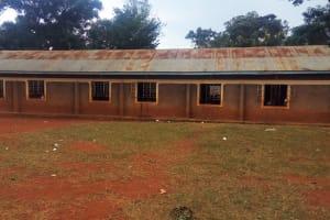 The Water Project: Mwiyenga Primary School -  Classrooms