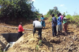 The Water Project: Shitoto Community, Abraham Spring -  Training