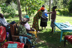 The Water Project: Lutari Community -  Training