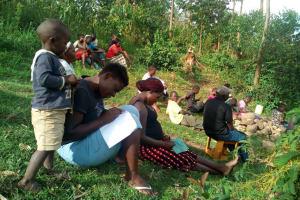 The Water Project: Handidi Community, Malezi Spring -  Training