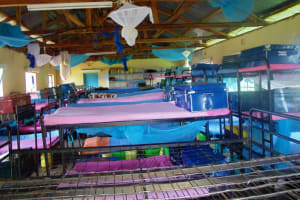 The Water Project: Ebubayi Secondary School -  School Dorm