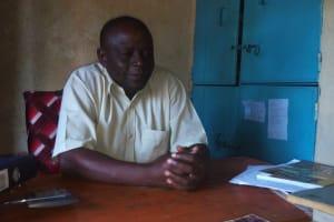 The Water Project: Namalenge Primary School -  Headteacher
