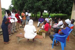 The Water Project: Royema, New Kambees -  Training
