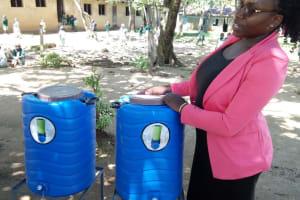 The Water Project: Eshisuru Primary School -  Training