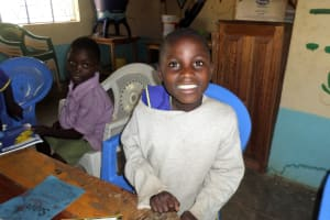 The Water Project: Shiyunzu Primary School -  Alice Is Excited For Water On Campus