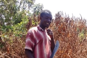 The Water Project: Shitoto Community, Abraham Spring -  Machete Used To Clear Bushes Around Spring