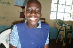The Water Project: Shiyunzu Primary School -  Christine Is Excited For A Project