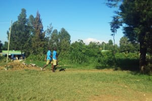 The Water Project: Eregi Mixed Primary School -  Students