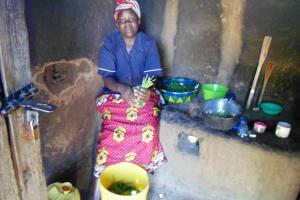 The Water Project: Friends Emanda Secondary School -  School Cook