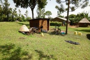 The Water Project: Chegulo Community, Shakava Spring -  Community