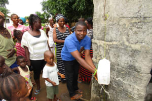 The Water Project: Benke Community, Brima Lane -  Training