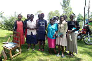 The Water Project: Shikoti Community -  Training