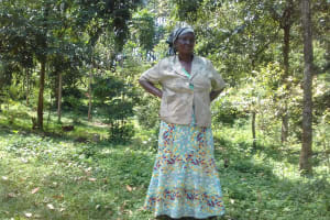 The Water Project: Mudete Community, Wadimbu Spring -  Sarah Dimbu