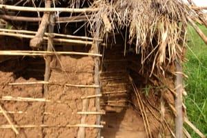 The Water Project: Ejinga-Ayikoru Community -  Latrine