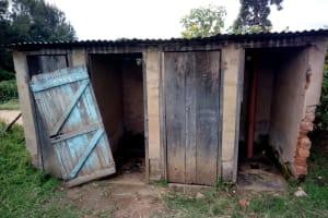 The Water Project: Musudzu Primary School -  Latrines