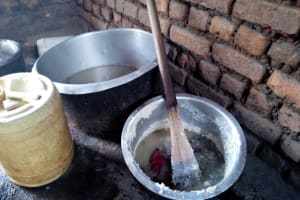 The Water Project: Musudzu Primary School -  School Kitchen