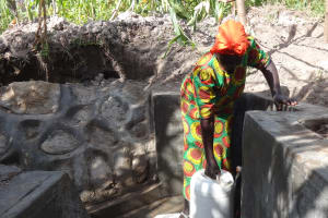 The Water Project: Lutari Community -  Clean Water