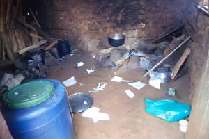 The Water Project: Evojo Secondary School -  Inside School Kitchen