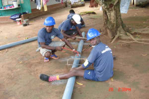 The Water Project: Benke Community, Turay Street -  Screening