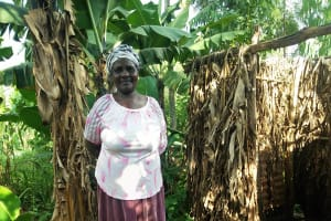 The Water Project: Lutari Community -  Sanitation Platform