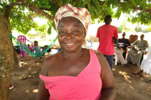 The Water Project: Royema, New Kambees -  Interview Mariama Turay