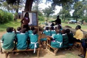 The Water Project: Kalenda Primary School -  Training