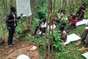 The Water Project: Wamuhila Community, Isabwa Spring -  Training