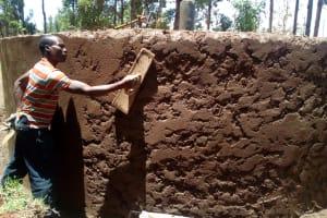 The Water Project: Friends Secondary School Shamakhokho -  Tank Construction