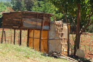The Water Project: Chepkemel Community -  New Poultry House