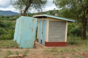 The Water Project: Uvaani Secondary School -  Staff Latrines