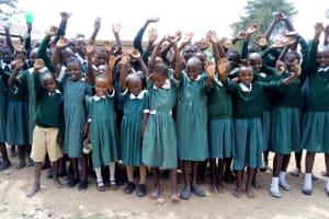 The Water Project: Kalenda Primary School -  Celebration
