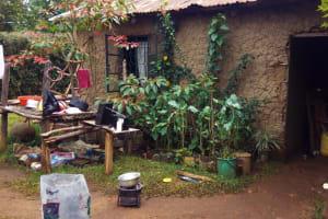 The Water Project: Matsakha A Community, Kombwa Spring -  Household