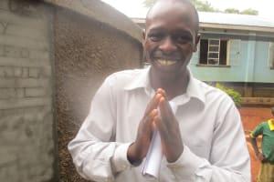 The Water Project: Digula Secondary School -  Teacher Odari Salano