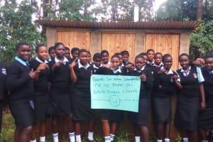 The Water Project: Friends Secondary School Shamakhokho -  Dedication