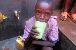 The Water Project: Lwangele Primary School -  Lee Liyengwa