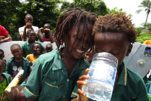 The Water Project: Kulafai Rashideen Primary School -  Clean Water