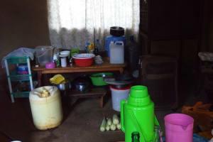 The Water Project: Matsakha A Community, Kombwa Spring -  Inside Home